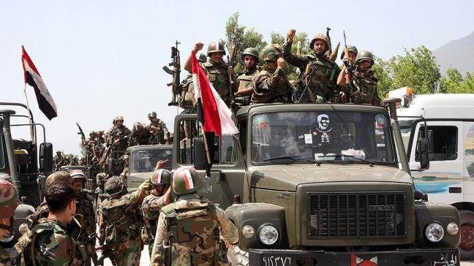 Suriye'de 1974 sonrası doğumlu erkekler zorla askere gönderiliyor