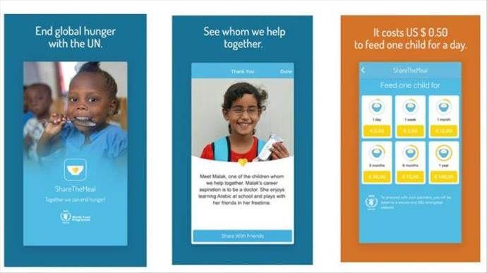 BM'den Suriyeli sığınmacı çocuklar için ilk akıllı telefon uygulaması