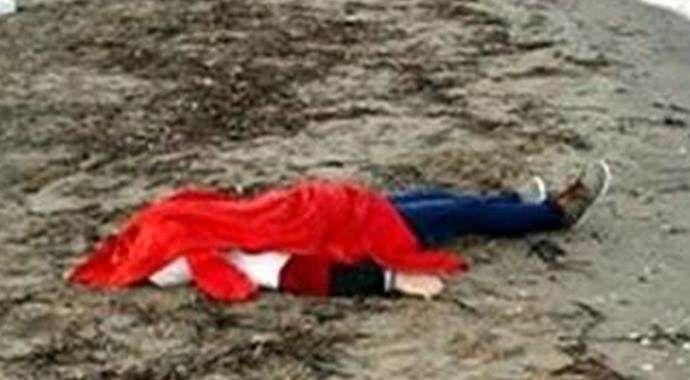 Bodrum açıklarında mülteci cesedi bulundu