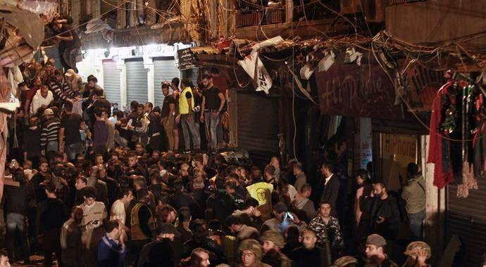 Beyrut'ta iki ayrı patlama: 35 ölü, 180 yaralı