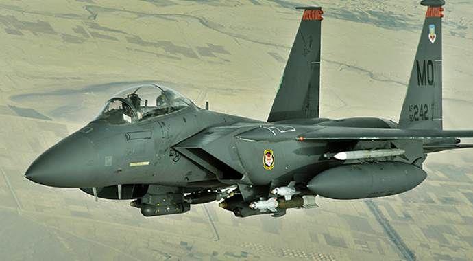 ABD IŞİD'le mücadele için İncirlik'e yeni savaş uçakları gönderdi