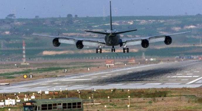 ABD İncirlik'e yeni savaş uçakları gönderdi