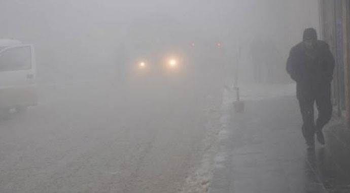 İstanbul'da sis hava ulaşımını etkiliyor