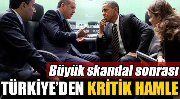 Büyük skandal sonrası Türkiye'den 'siber' hamle