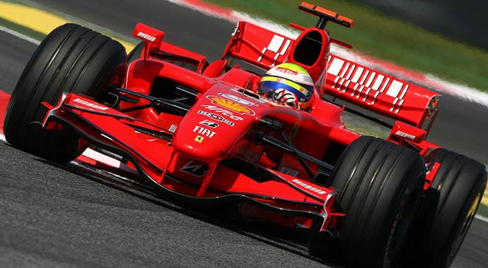 Formula 1'de heyecan Brezilya'da sürecek