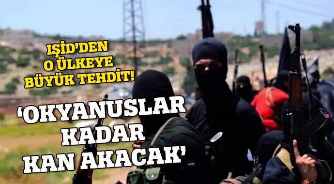 IŞİD Rusya'ya saldıracağını açıkladı