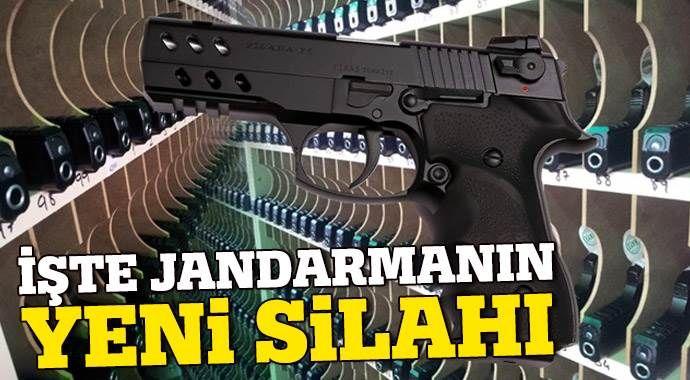 İşte jandarmanın yeni silahı