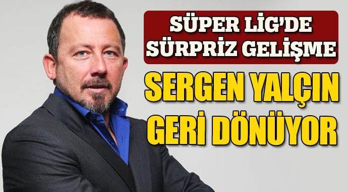 Eskişehirspor'da Sergen Yalçın sesleri