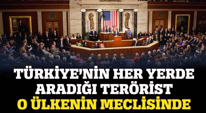 Türkiye'nin aradığı terörist Fransa Meclisi'nde