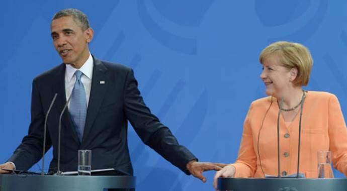 Obama ve Merkel'e kurşun geçirmez paravan!