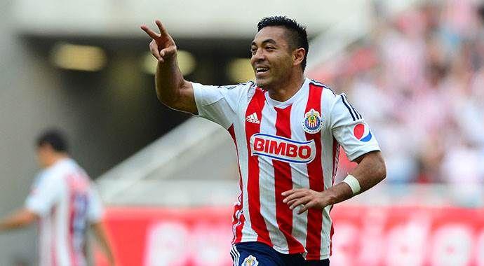 Gökhan Töre'nin '55 gollü' Meksikalı