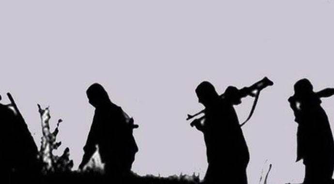 PKK'ya ağır darbe: 5 terörist öldürüldü