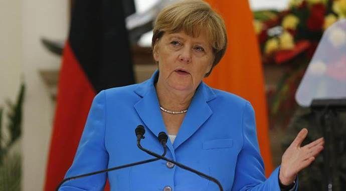 Saldırı sonrası Merkel'den açıklama
