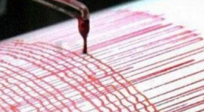 Çin'de 7,2'lik deprem