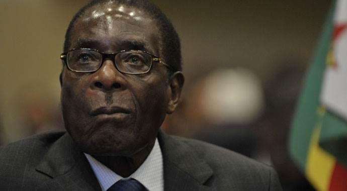 Zimbabve Devlet Başkanı Mugabe, Antalya'ya geldi