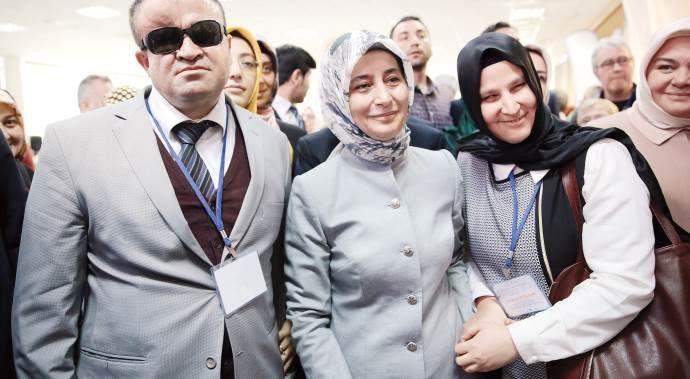 Sare Davutoğlu: İnsan için asıl engel hakikate körleşmektir