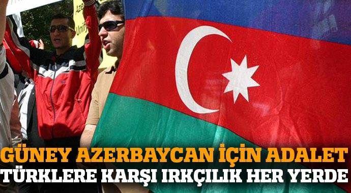 İran'daki Azeri Türkleri adalet istiyor