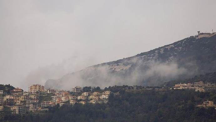 'Rus jetleri Türkmen köylerini bombalıyor'