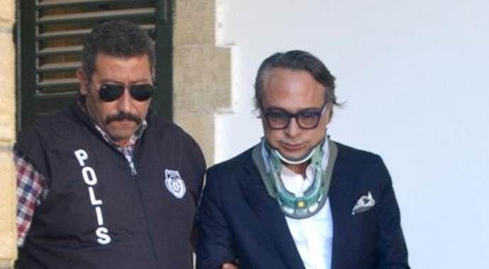Barbaros Şansal'a KKTC'de 1 ay hapis cezası