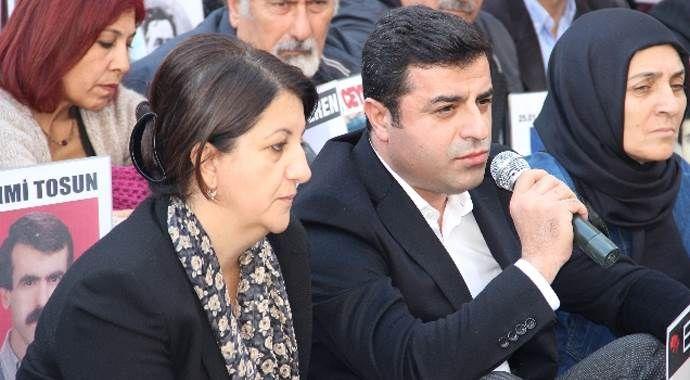 Demirtaş: Türkiye'de IŞİD'in temsilcileri kimdir iyi bilirsiniz