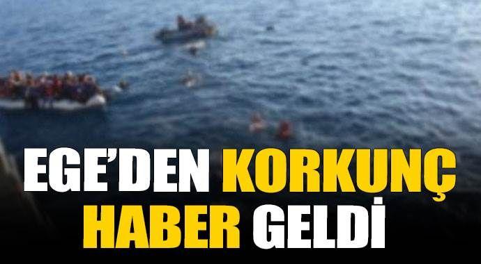 Ege Denizi'nde bebek cesedi bulundu