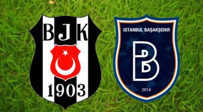 Beşiktaş 1-1 Medipol Başakşehir (CANLI-Dsmart)