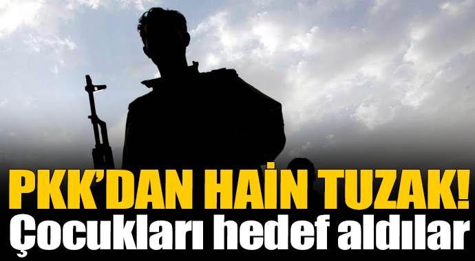 PKK'nın hain tuzağı