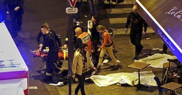 Paris saldırısında Almanya şüphesi