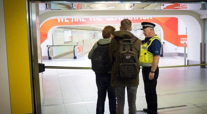 Londra'daki Gatwick Havalimanı'nda şüpheli paket alarmı
