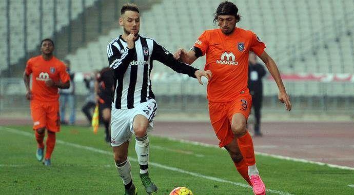 Beşiktaş 1 - 1 Medipol Başakşehir ÖZET (Geniş Özet)