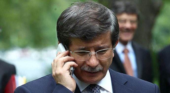 Davutoğlu ile Barzani'den kritik görüşme