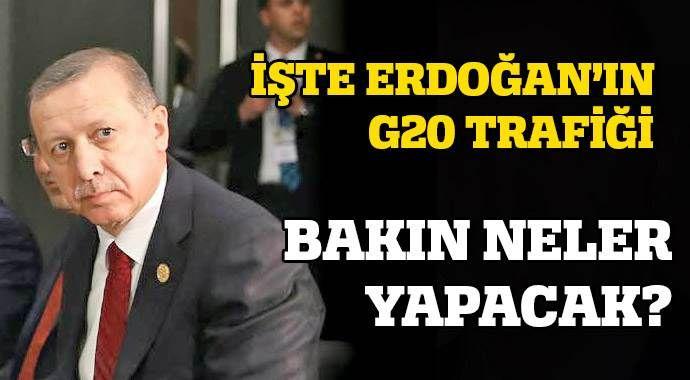 Erdoğan'ın diploması trafiği