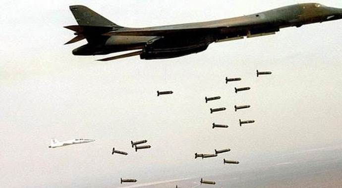 Türkiye IŞİD bombardımanına başladı