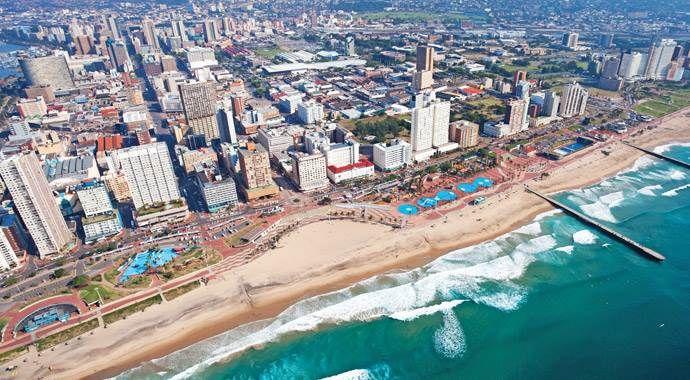 Güney Afrika'nın az bilinen incisi: Durban