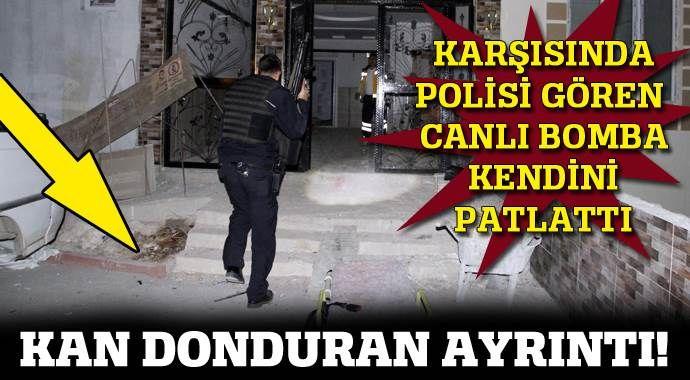 Gaziantep'teki patlamanın kan donduran detayları!