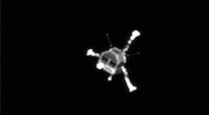 Philae uzay modülü kuyruklu yıldızda 1 yılını tamamladı