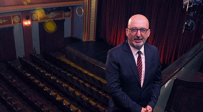 'Devlet tiyatroları mevzuatında güncelleştirmeye ihtiyaç var'