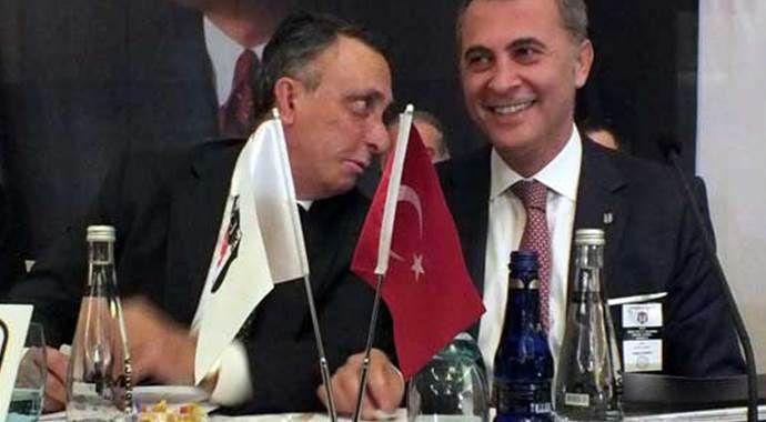 Ahmet Nuri Çebi, 'İspatlasınlar Beşiktaş'ı terk ederim'