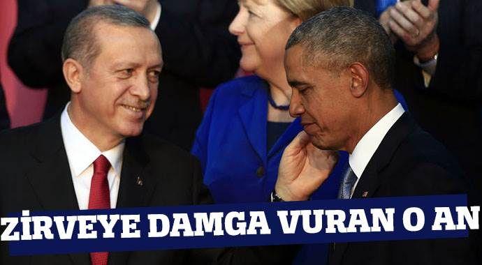 Liderler Antalya'da hatıra fotoğrafı çektirdi