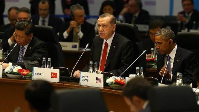'G20 sadece kriz zamanlarında hatırlanacak bir platform değil'