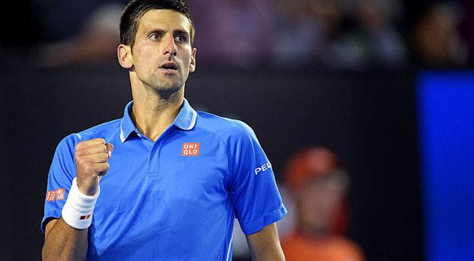 Djokovic ve Federer galibiyetle başladı