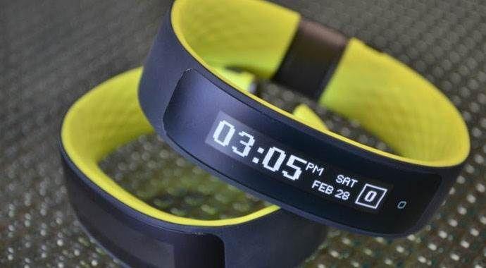 HTC'nin yeni akıllı bilekliği gözüktü