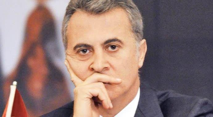 Beşiktaş Başkanı Fikret Orman kendisine rakip istedi