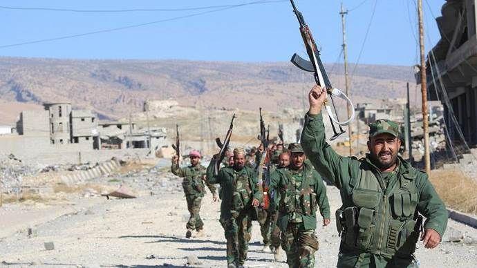 'Peşmerge'nin Sincar'ın ele geçirilmesi koalisyon güçlerinin dayanışmasının sonucu'
