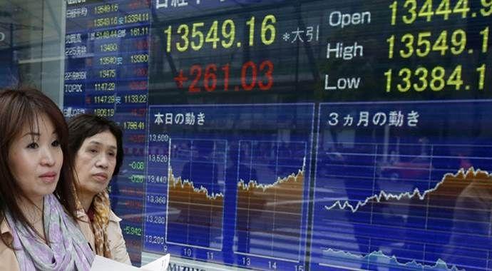 Asya borsaları, Çin ve Hindistan hariç geriledi