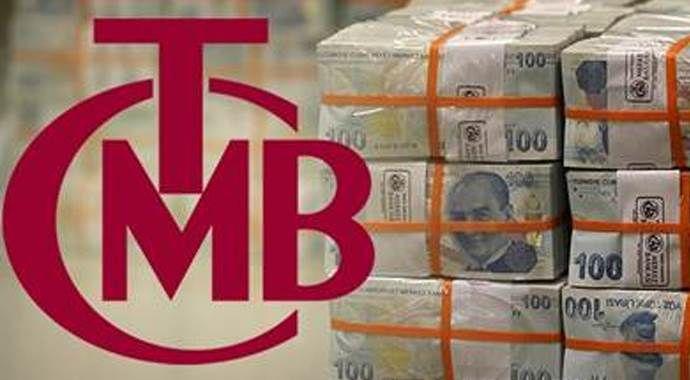 TCMB, repo ihalesiyle piyasaya 1 milyar lira verdi
