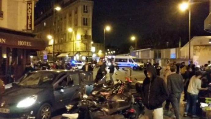 Paris'i kana bulayan teröristlerden ikisinin daha ismi açıklandı