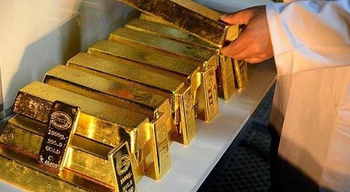 Altın ithalatı azaldı