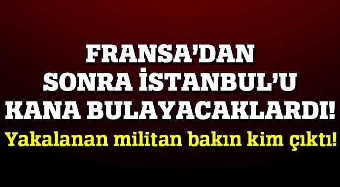 İstanbul'daki IŞİD operasyonunda 6 kişi tutuklandı