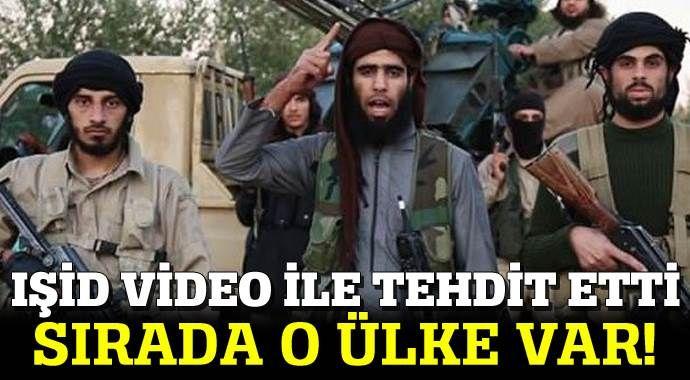 Terör örgütü IŞİD, ABD'yi tehdit etti